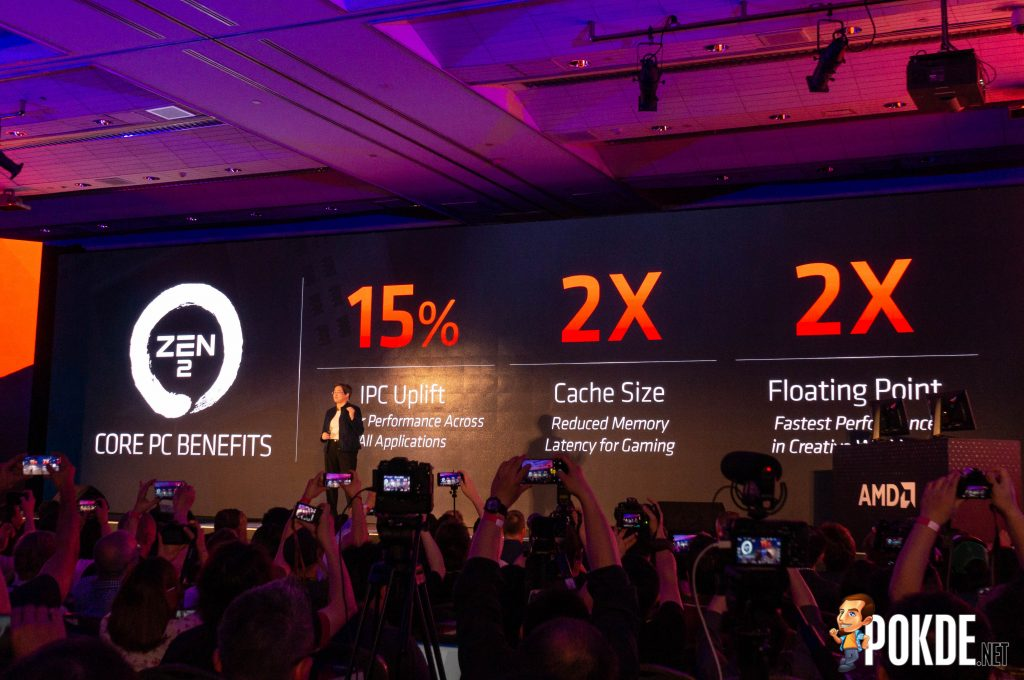 [Computex 2019] 3rd Generation AMD Ryzen processors launched — very much improved gaming and productivity performance! 21