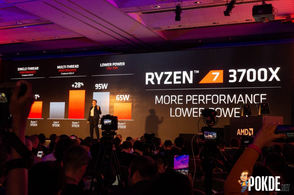 [Computex 2019] 3rd Generation AMD Ryzen processors launched — very much improved gaming and productivity performance! 23
