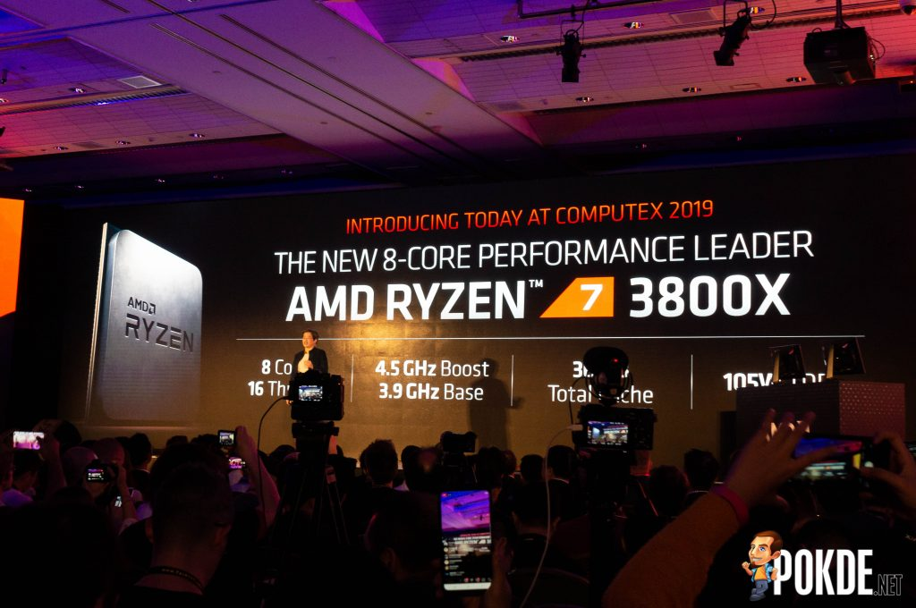 [Computex 2019] 3rd Generation AMD Ryzen processors launched — very much improved gaming and productivity performance! 25