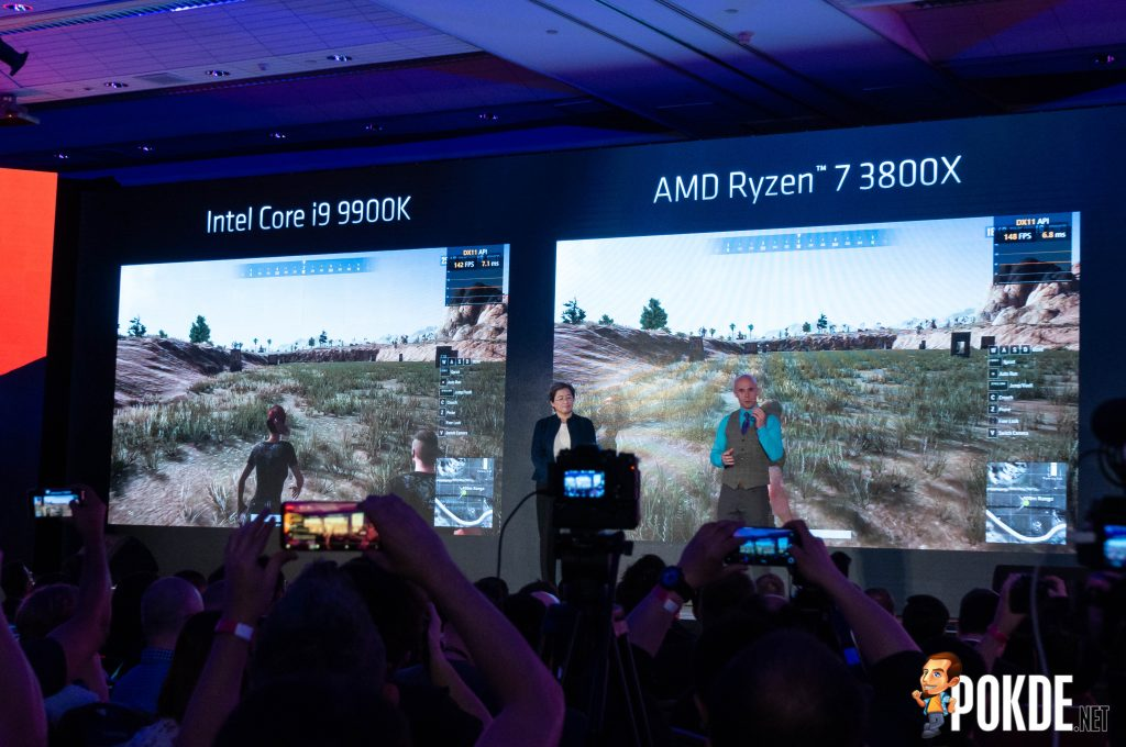 [Computex 2019] 3rd Generation AMD Ryzen processors launched — very much improved gaming and productivity performance! 26