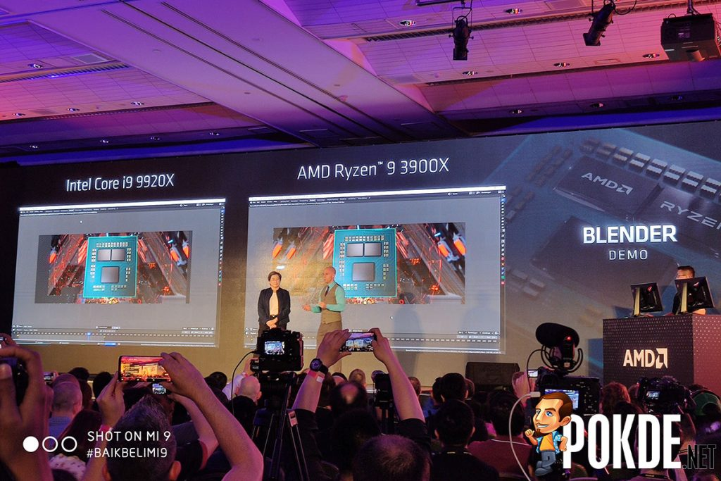 [Computex 2019] 3rd Generation AMD Ryzen processors launched — very much improved gaming and productivity performance! 28