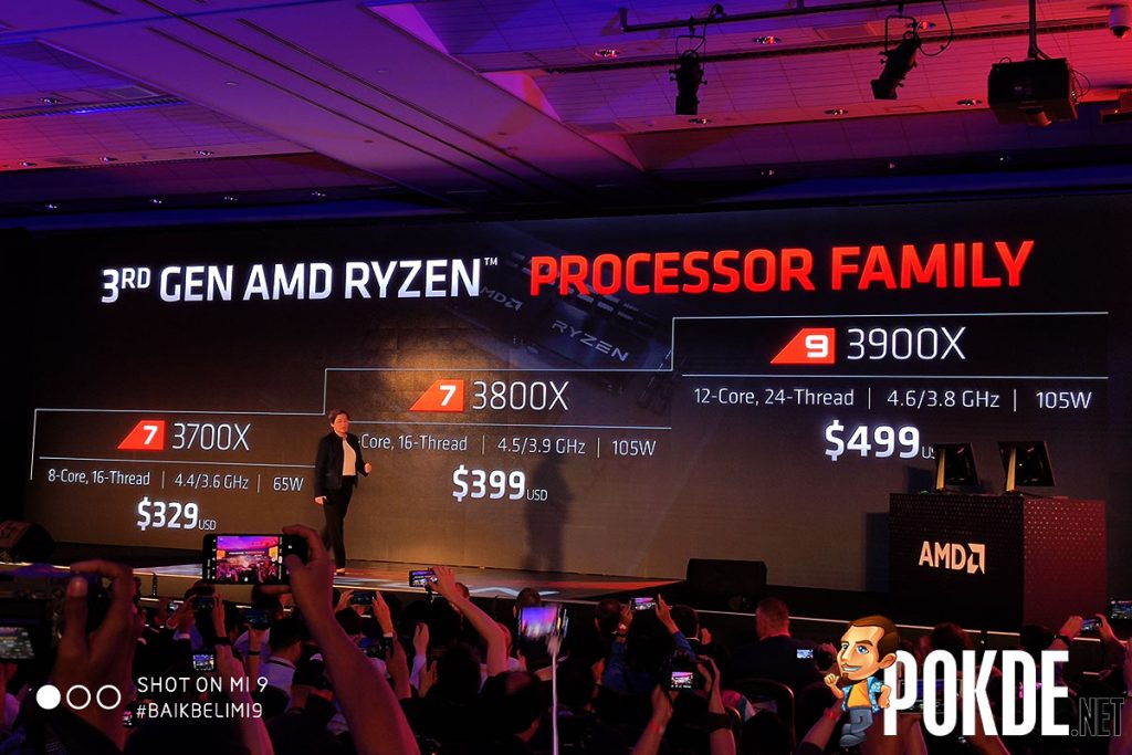 Here's the official Malaysian pricing of 3rd Gen AMD Ryzen processors! 23