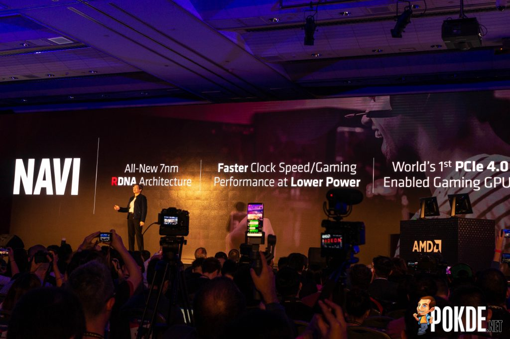 [Computex 2019] AMD Radeon RX 5700 to feature AMD Navi with RDNA 26