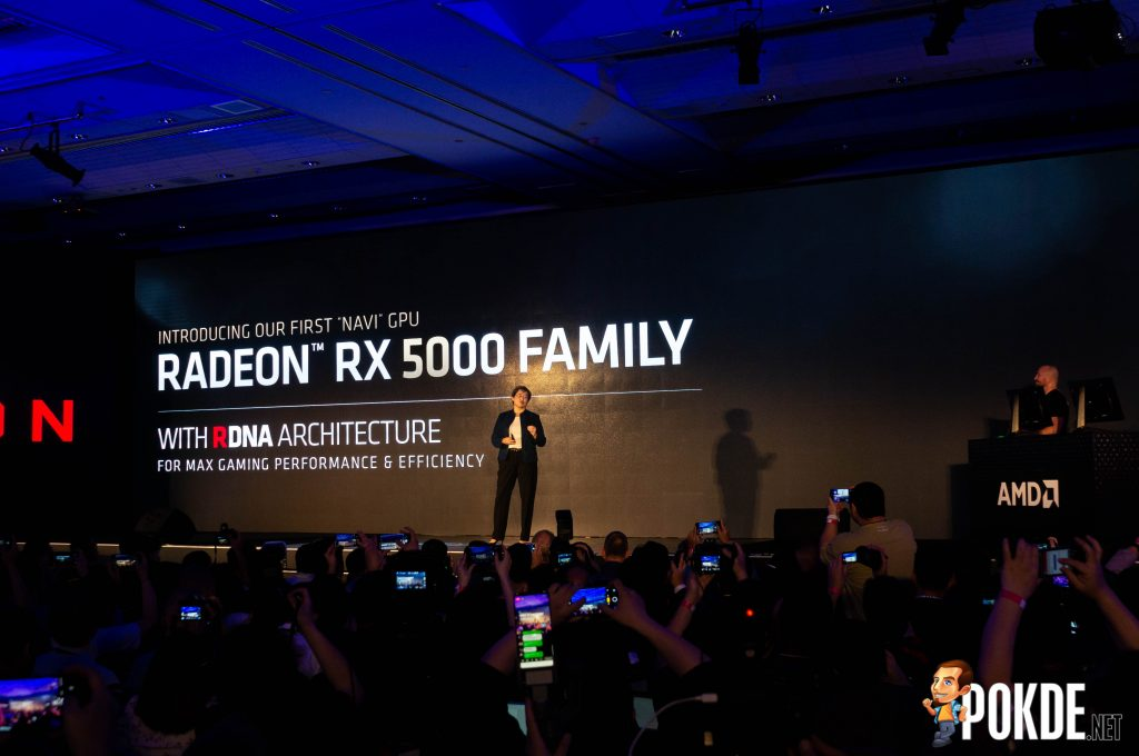 [Computex 2019] AMD Radeon RX 5700 to feature AMD Navi with RDNA 28