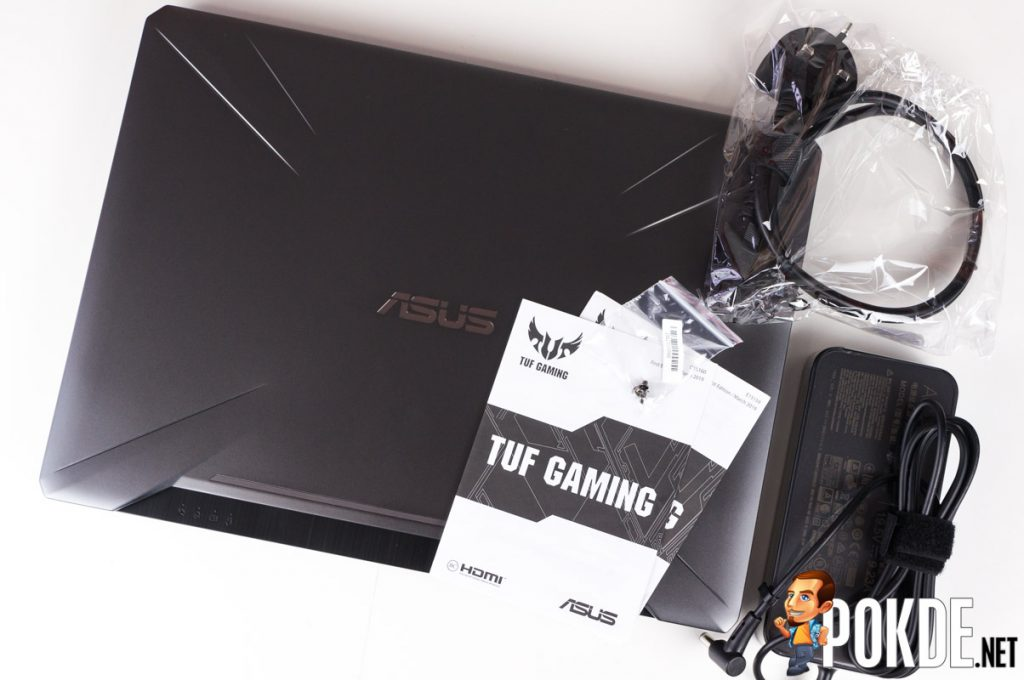 ASUS TUF Gaming FX505D Review — tough luck finding a better gaming laptop at this price! 22