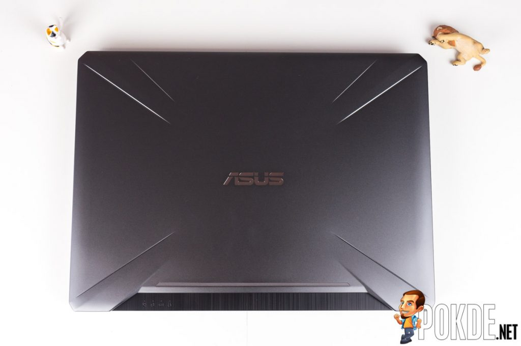 ASUS TUF Gaming FX505D Review — tough luck finding a better gaming laptop at this price! 30