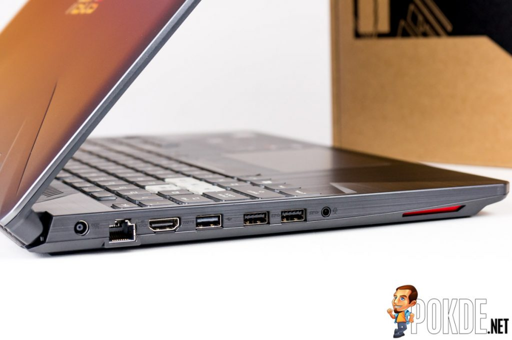 ASUS TUF Gaming FX505D Review — tough luck finding a better gaming laptop at this price! 34