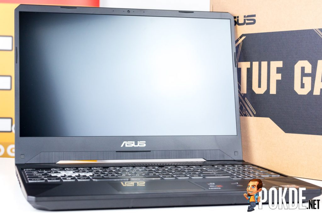 ASUS TUF Gaming FX505D Review — tough luck finding a better gaming laptop at this price! 25