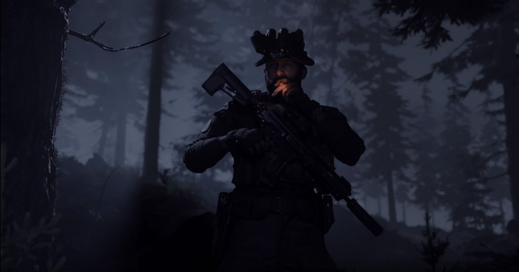 This Year's Call Of Duty: Modern Warfare Officially Revealed 24