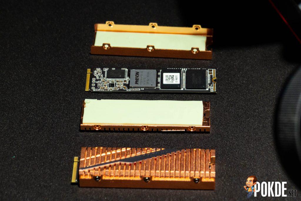 [Computex 2019] GIGABYTE unveils true 16-phase AMD X570 motherboard, PCIe 4.0 SSDs 28