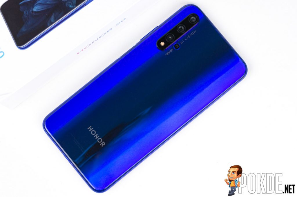HONOR 20 With 48MP AI Quad Camera Lands In Malaysia At RM1,699 25
