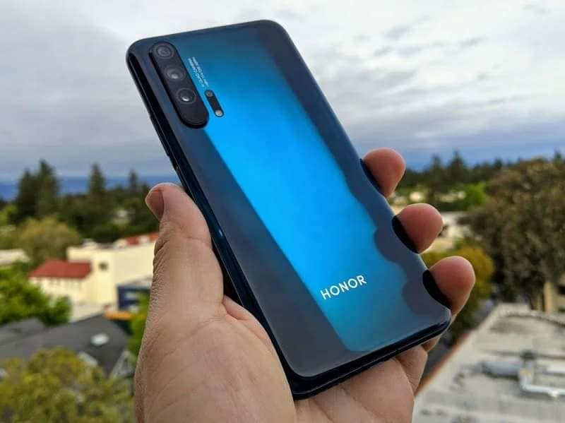 HONOR 20 Pro to feature side-mounted fingerprint scanner 24