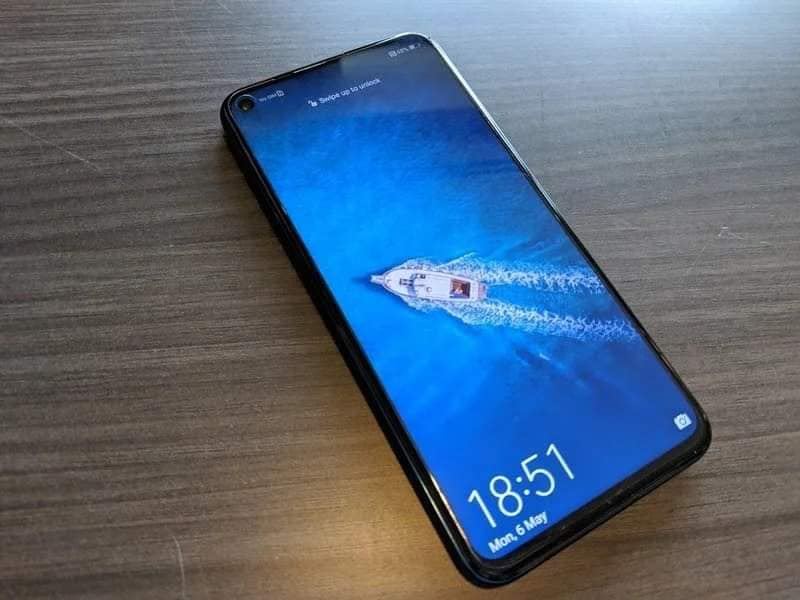 HONOR 20 Pro to feature side-mounted fingerprint scanner 23