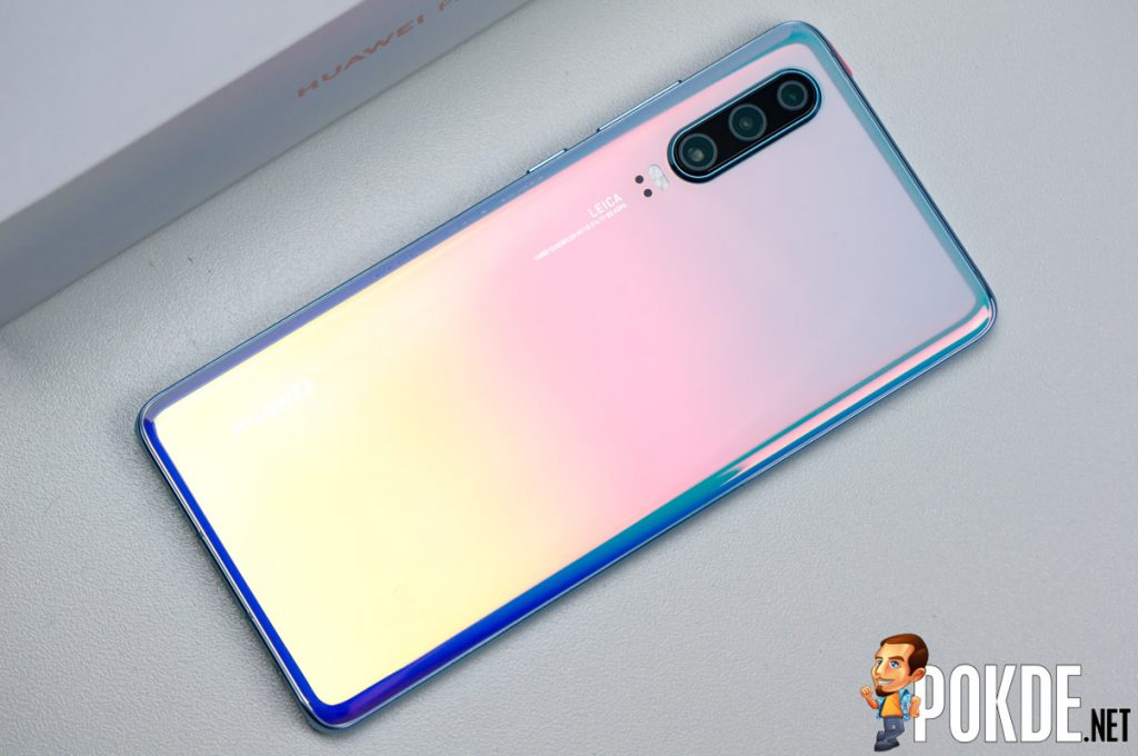 HUAWEI P30 Review — win some, lose some 24