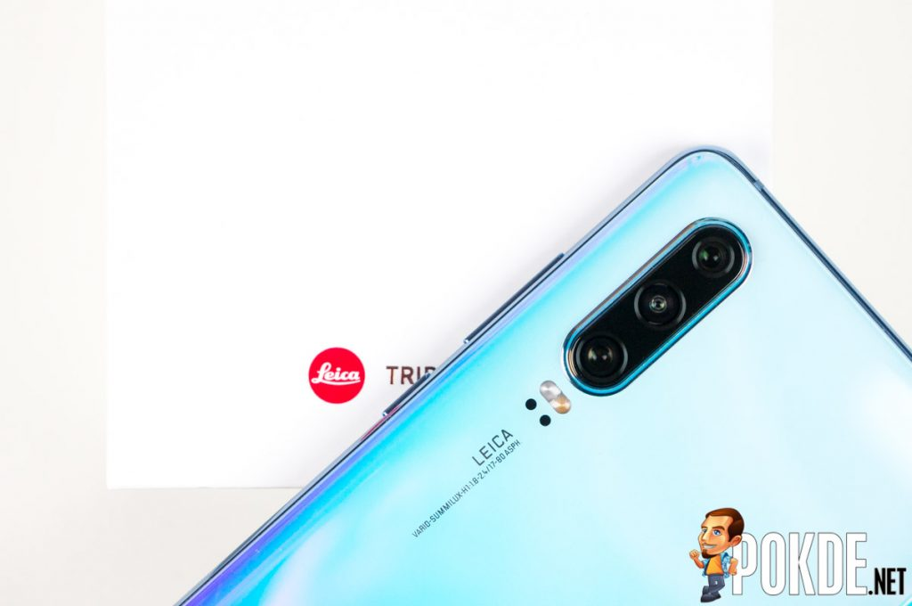 HUAWEI P30 Review — win some, lose some 44
