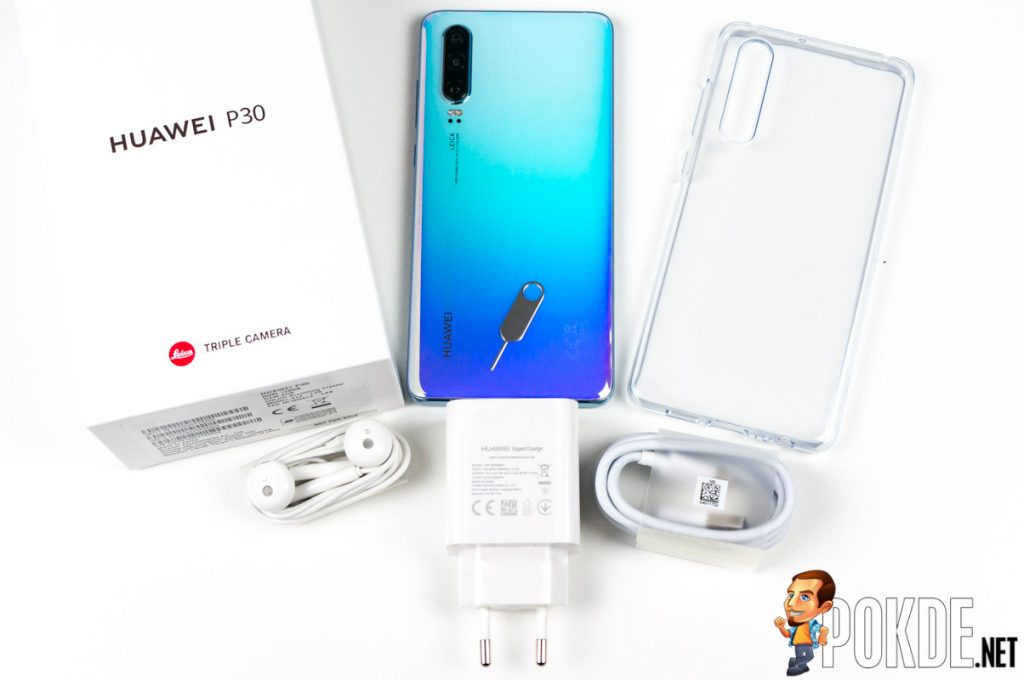 HUAWEI P30 Review — win some, lose some 28