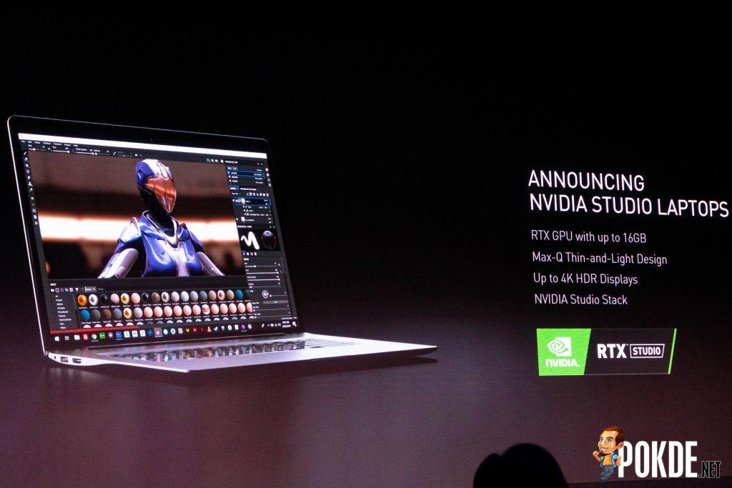 [Computex 2019] NVIDIA focuses on creators with NVIDIA Studio 19