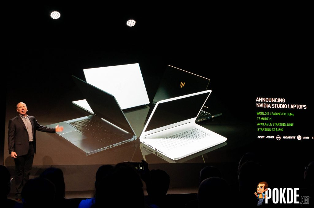 [Computex 2019] NVIDIA focuses on creators with NVIDIA Studio 20
