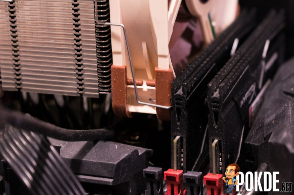 Noctua NH-U12A Review — who knew a 120mm air cooler can beat 240mm AIOs? 33