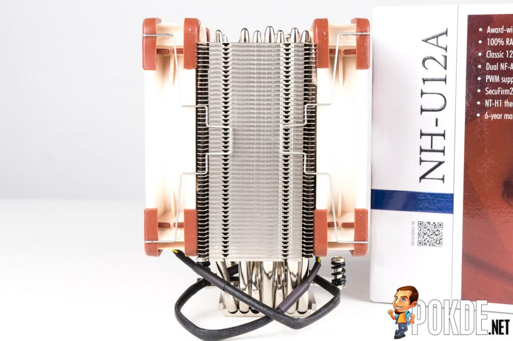 Noctua NH-U12A Review — who knew a 120mm air cooler can beat 240mm AIOs? 28