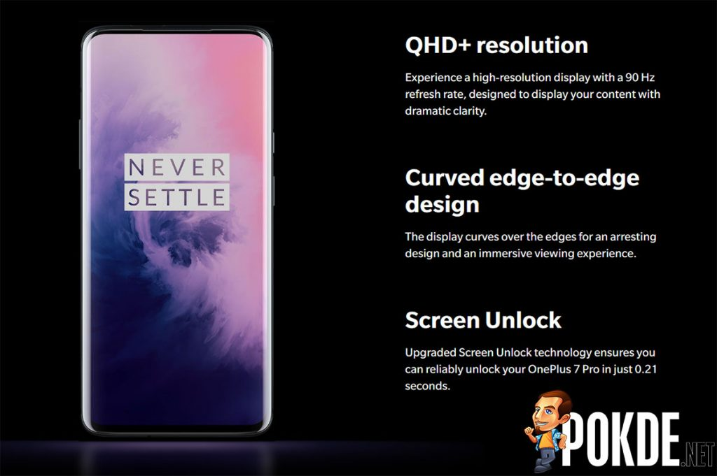 "OnePlus 7 Pro 90 Hz display afflicted by ""ghost touch"" issues 19"