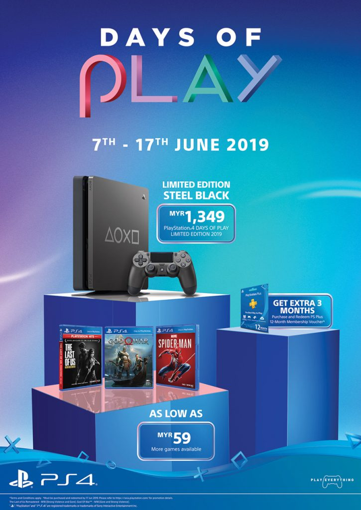 Sony's Days Of Play Brings Forth New Limited Edition PS4 And Discounted Games! 18