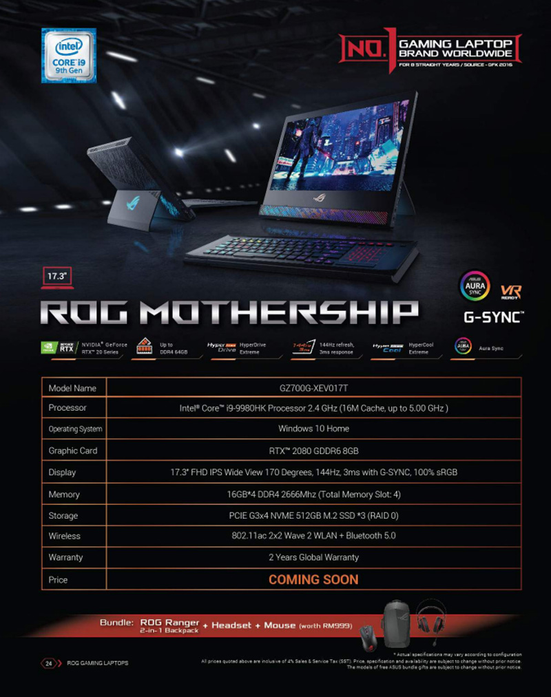 ROG Mothership Confirmed To Land In Malaysia Soon 24