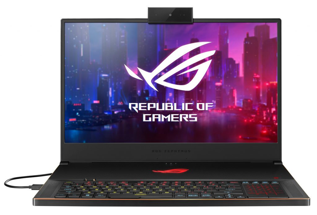 CES 2020: ASUS flexes cutting edge displays in the ROG Zephyrus G14 and Zephyrus GX701 24