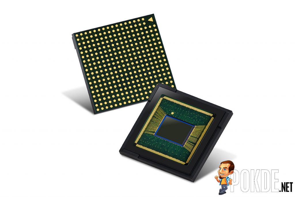 Samsung's new 64MP ISOCELL Bright GW1 sensor is 33% bigger than their 48MP sensor! 27