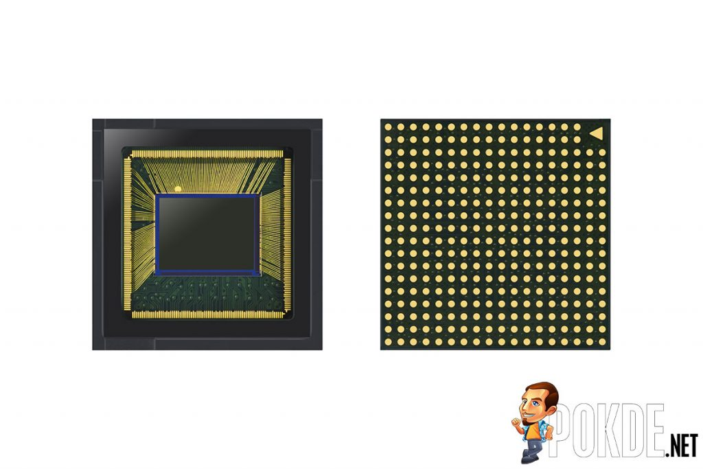 Samsung's new 64MP ISOCELL Bright GW1 sensor is 33% bigger than their 48MP sensor! 26