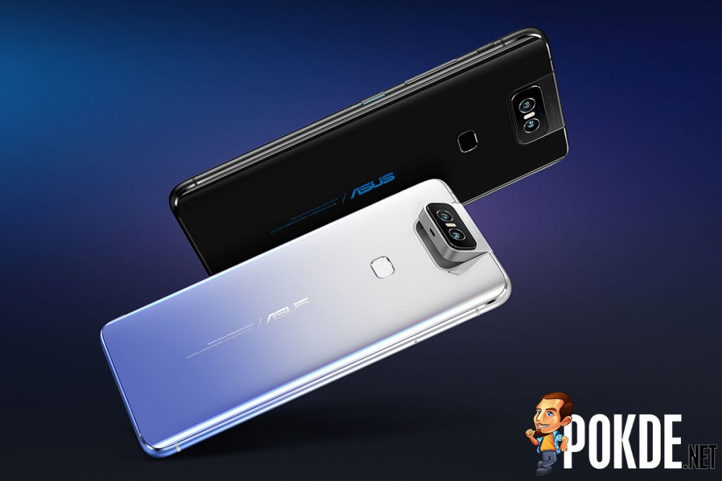 ASUS ZenFone 6 launched with novel new design and RM2328 starting price 28