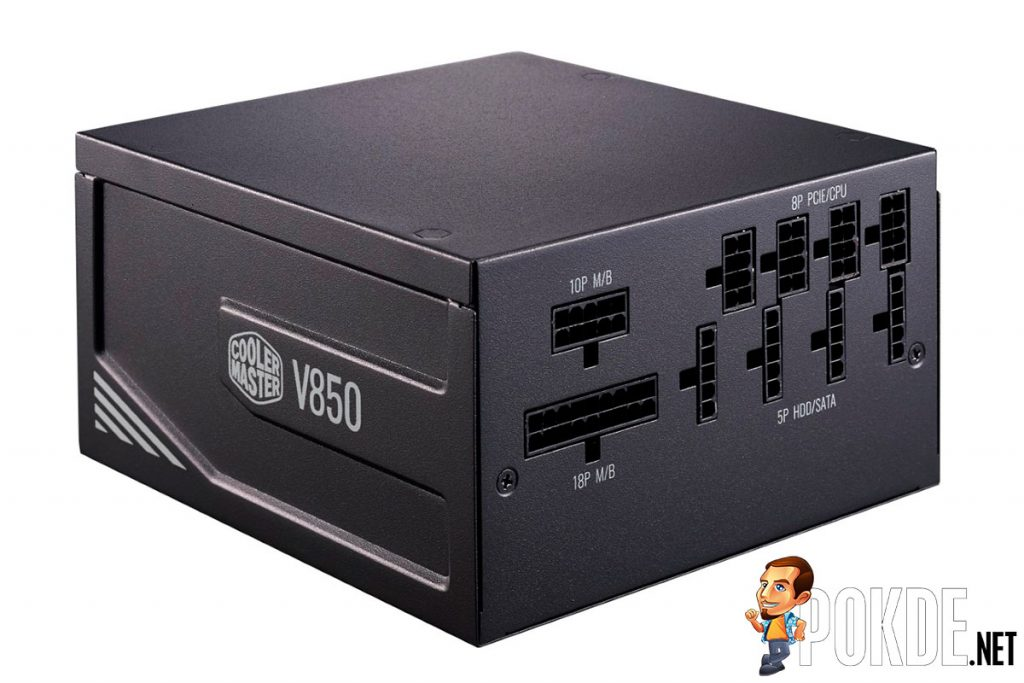 Cooler Master V Gold power supplies launched — premium features even at smaller capacities! 17