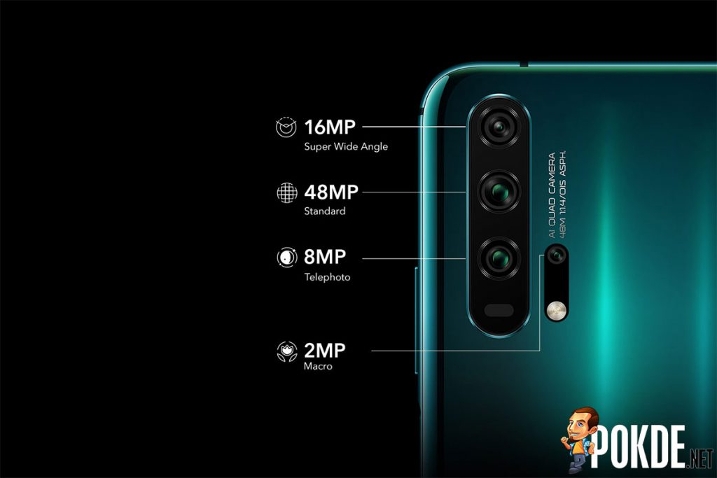 HONOR 20 and HONOR 20 Pro launched with quad-cameras — here's the expected pricing of the HONOR 20 series in Malaysia! 26