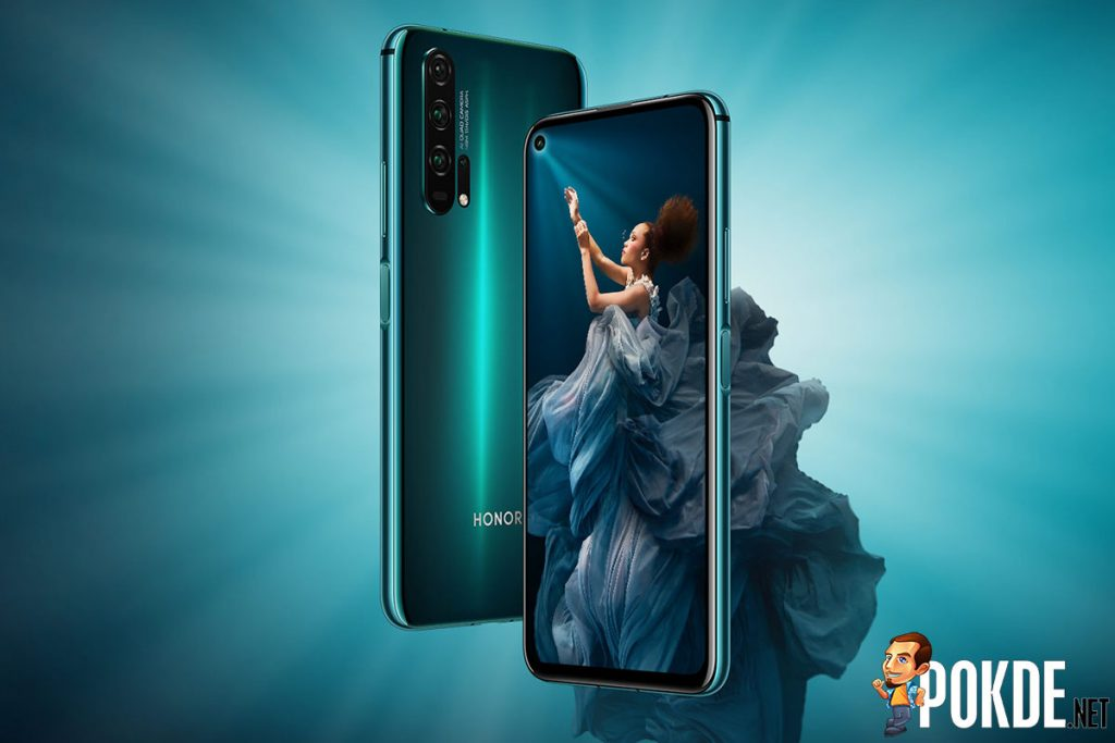 HONOR 20 and HONOR 20 Pro launched with quad-cameras — here's the expected pricing of the HONOR 20 series in Malaysia! 25