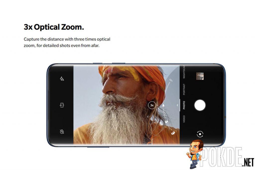OnePlus fudged OnePlus 7 Pro 3x optical zoom 23