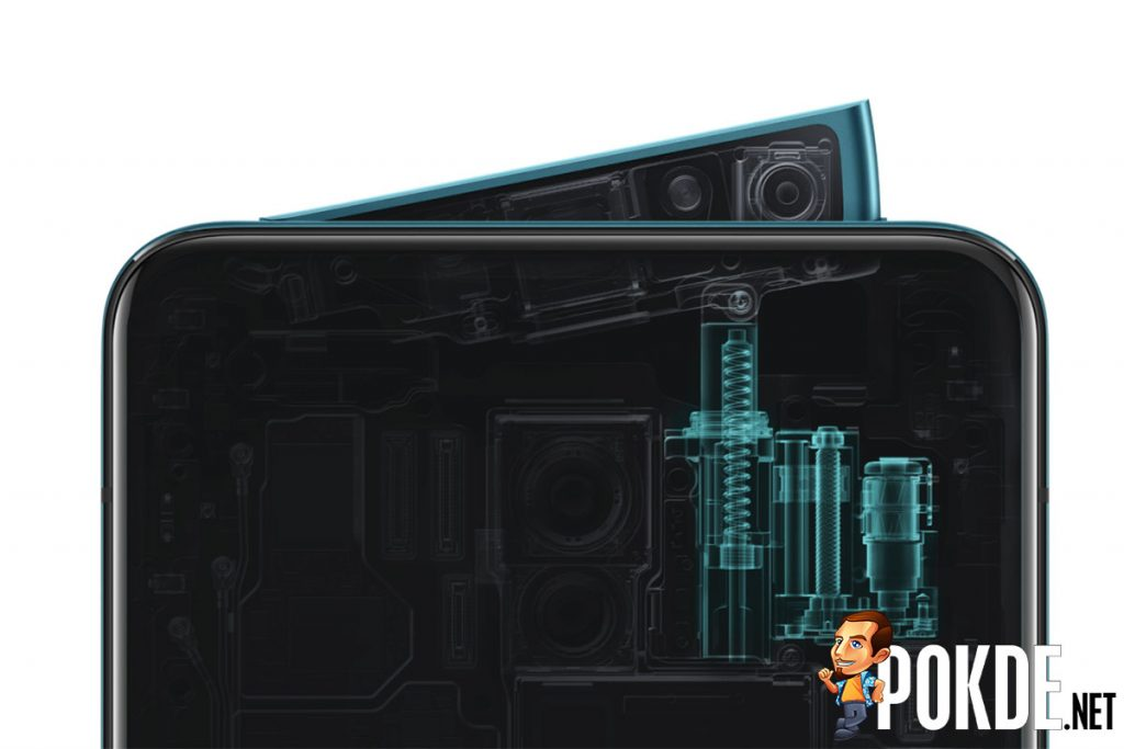 OPPO Reno 10x Zoom offers up to 60x digital zooming 23