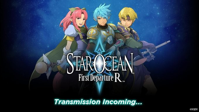 Star Ocean: First Departure R Remake Announced - PS4 and Nintendo Switch 20