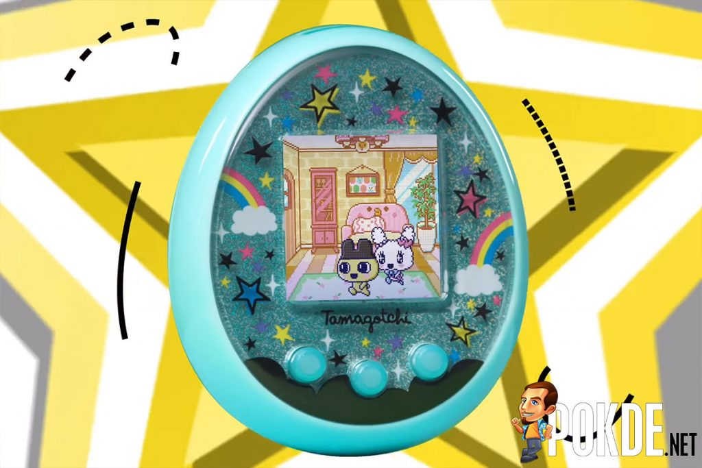 Tamagotchi On is coming with color in late July! 24