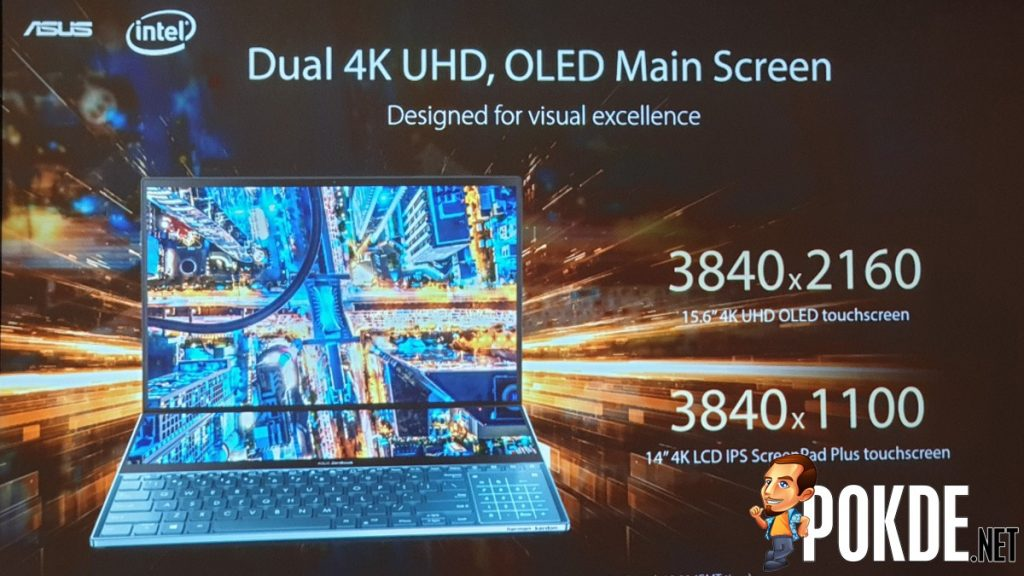 [Computex 2019] ASUS ZenBook Pro Duo ScreenPad Plus Detailed – Productivity will never be the same again 24