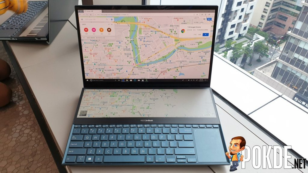 [Computex 2019] ASUS ZenBook Pro Duo ScreenPad Plus Detailed – Productivity will never be the same again 23