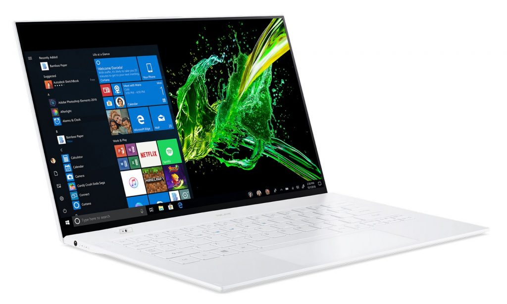 Acer Swift 7 Makes a Surprising Debut in Malaysia