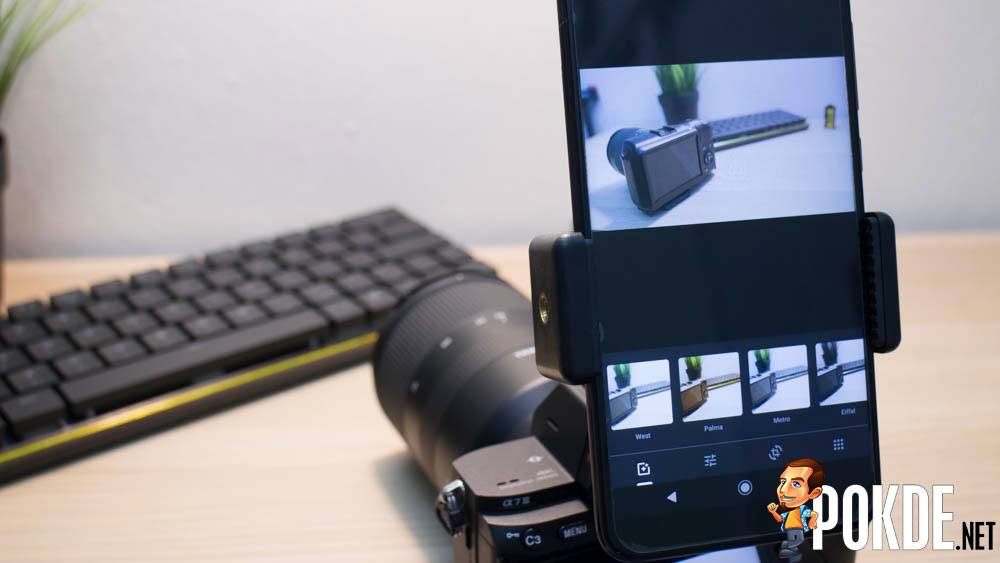 Upgrade your camera with a smartphone 26