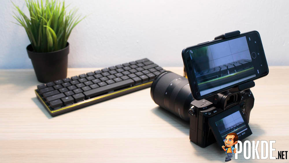 Upgrade your camera with a smartphone 24