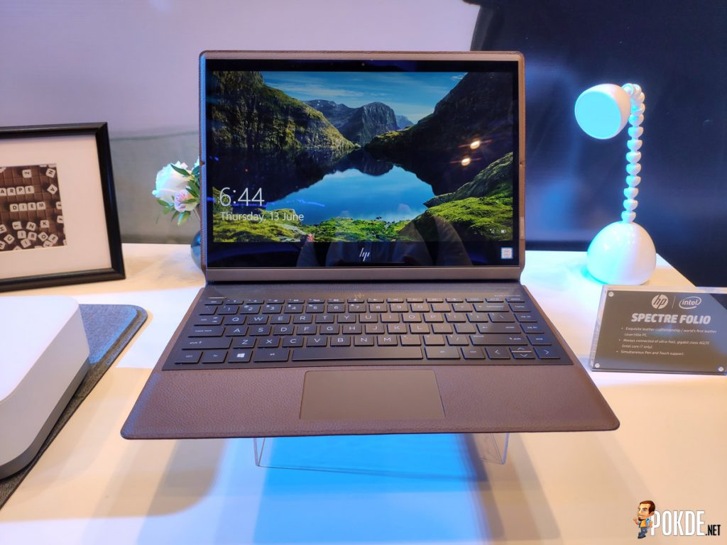 HP Introduces Spectre Folio From RM7,999 — The World's First Leather Convertable PC 23
