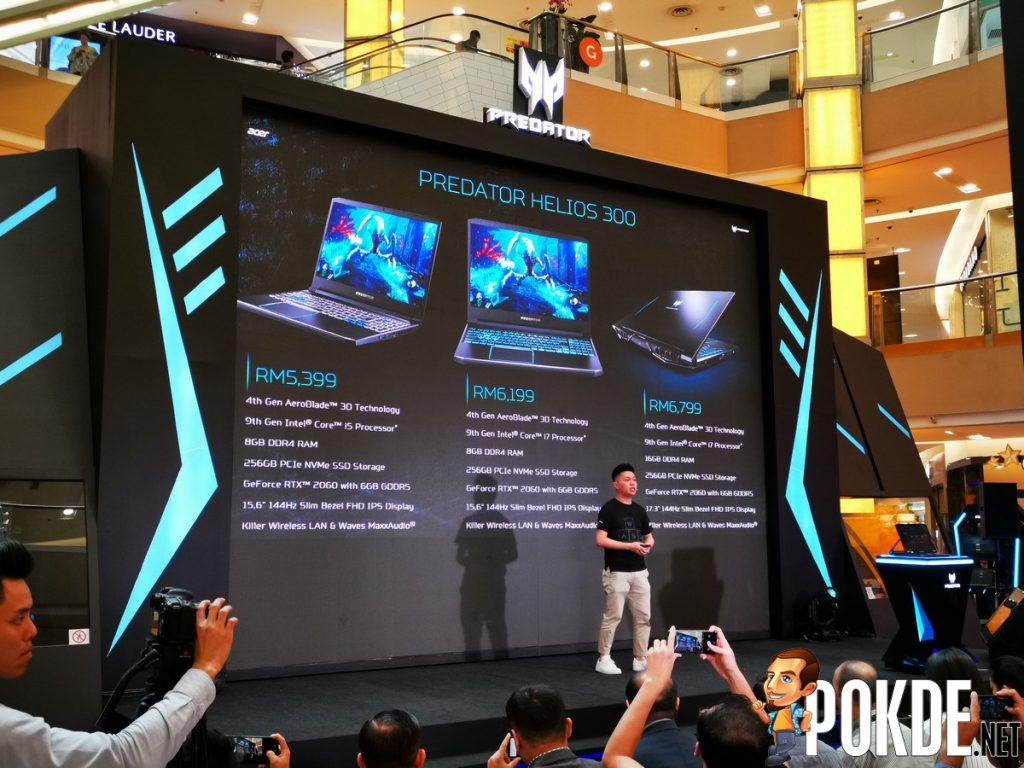 Acer Malaysia Brings New Predator Helios 300 to Malaysia 27