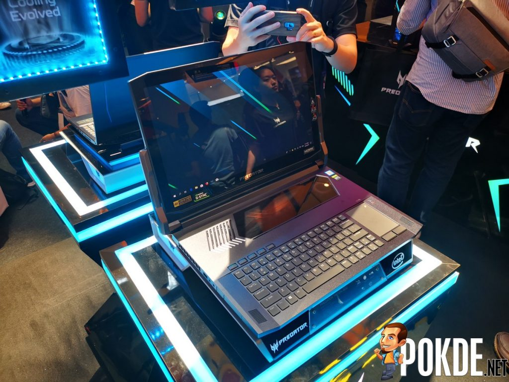 Acer Malaysia Launches Acer Triton 900 Gaming Laptop