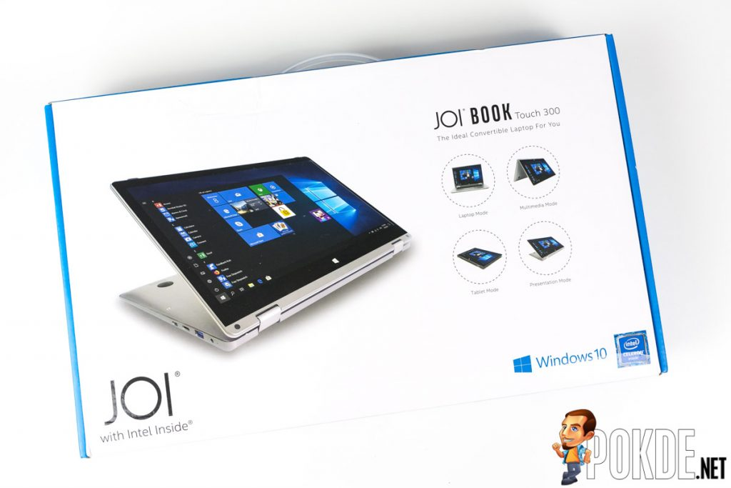 JOI Book Touch 300 Review — write, scribble, draw, sketch, type 20
