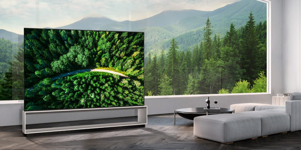 LG Begins The Sale Of World's First 8K OLED TV 23