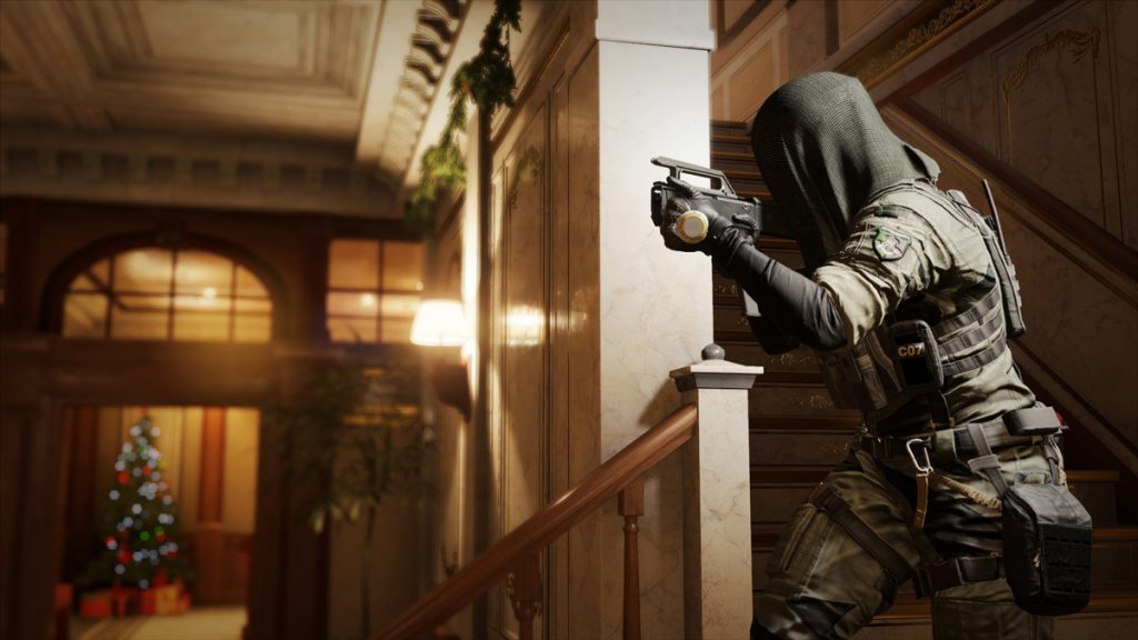 Tom Clancy's Rainbow Six Siege Operation Phantom Sight Now Online 31