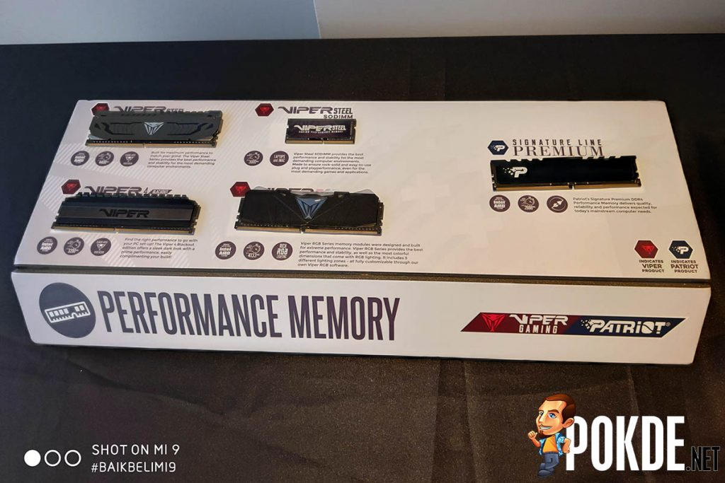 [Computex 2019] Patriot PCIe Gen4 x4 NVMe SSDs coming later this year — shuns RGB in favor of performance 28
